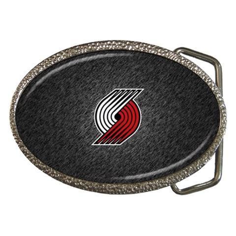 Portland Trail Blazers Belt Buckle - NBA Basketball