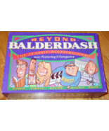 BEYOND BALDERDASH HILARIOUS Bluffing Game PARKER BROTHERS 1997 COMPLETE ... - $25.00