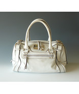 Authentic Dolce Gabbana Miss Easy Way White Lea... - $135.00