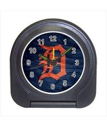 Detroit Tigers Compact Travel Alarm Clock (Battery Included) - MLB Baseball - $9.94