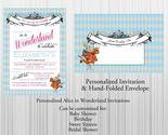 Alice in wonderland invitation set thumb155 crop