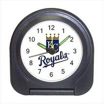 Kansas City Compact Travel Alarm Clock (Battery Included) - MLB Baseball - $9.94