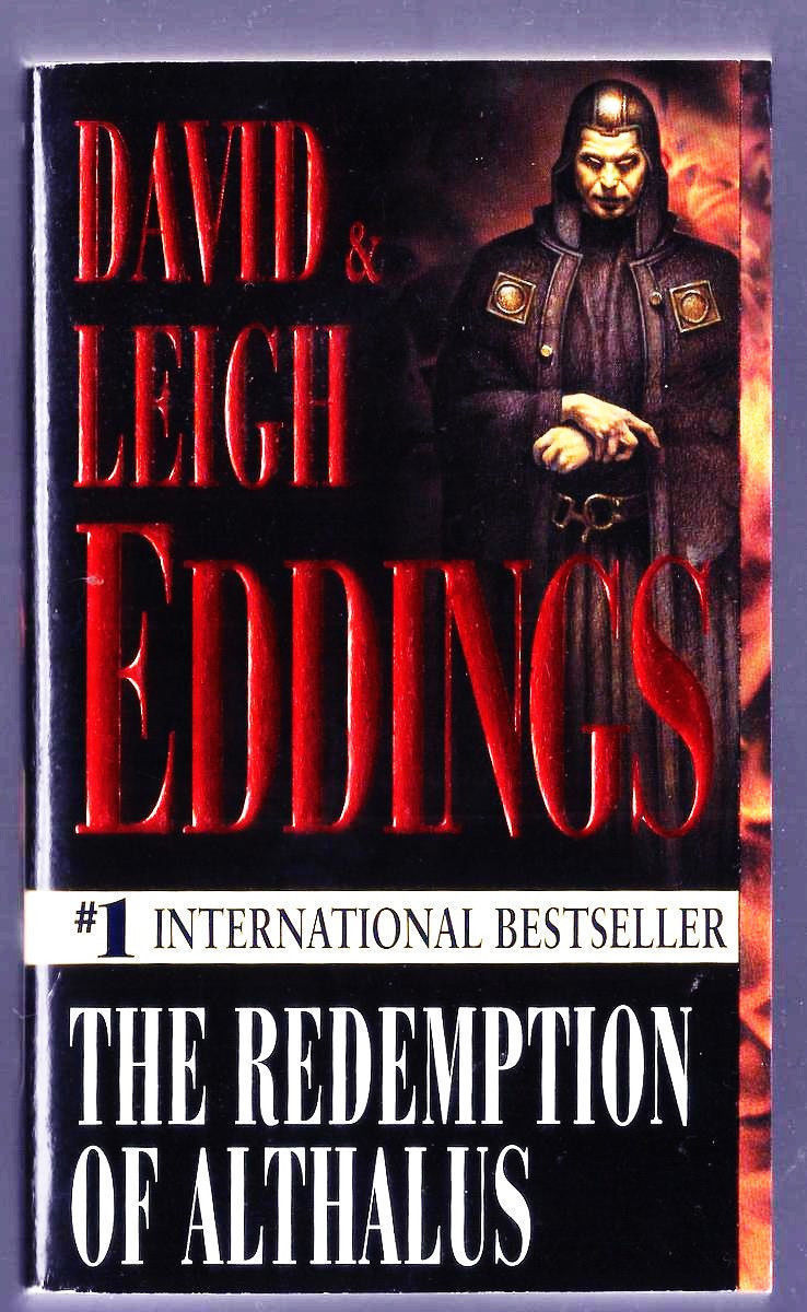 The Redemption of Althalus by David Eddings and Leigh Eddings Paperback Book