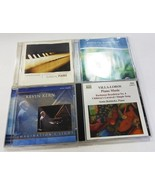 Lot of piano classical music set of 4 CD used Kevin Kern Imaginatio's Light - $29.69