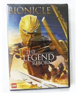 Bionicle the legend reborn by lego DVD NEW - $7.91