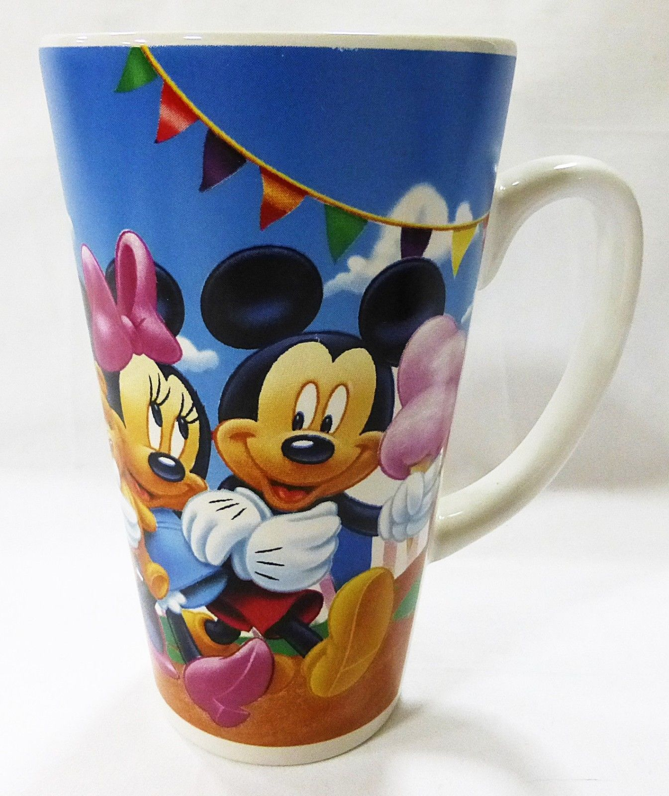 disney mug cup Gibson mickey mouse minnie mouse