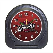 Cleveland Cavaliers Compact Travel Alarm Clock (Battery Included) - Basketball - $9.94