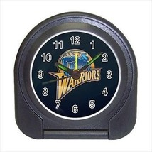 Golden State Warriors Compact Travel Alarm Clock (Battery Included) - Basketball - $9.94