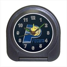 Indiana Pacers Compact Travel Alarm Clock (Battery Included) - NBA Basketball - $9.94