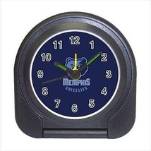 Memphis Grizzlies Compact Travel Alarm Clock (Battery Included) - NBA Ba... - $9.94