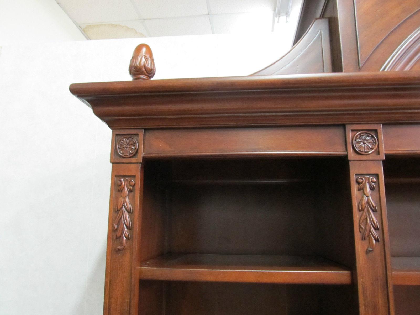 Kincaid Laura Ashley Sturlyn China Cabinet Bookcase Buffet Base & Top 82-085 P