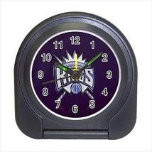 Sacramento Kings Compact Travel Alarm Clock (Battery Included) - NBA Bas... - $9.94