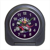 Toronto Raptors Compact Travel Alarm Clock (Battery Included) - NBA Bask... - $9.94