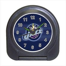 Utah Jazz Compact Travel Alarm Clock (Battery Included) - NBA Basketball - $9.94