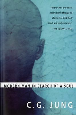 *LIKE NEW* Modern Man in Search of a Soul by C. G. Jung LARGE SOFTCOVER
