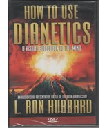 How To Use Dientics L. RON HUBBARD DVD NEW Issac Hayes Estate Personal Item - $9.64