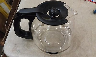 "Primary image for 5EE56 MR. COFFEE 12 CUP COFFEEPOT, 8"" X 6"" X 6"" +/- OVERALL, VERY GOOD CONDITION"