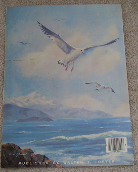 Drawing & Painting Gulls and Other Sea Birds by Ena Grant, Walter T. Foster 204
