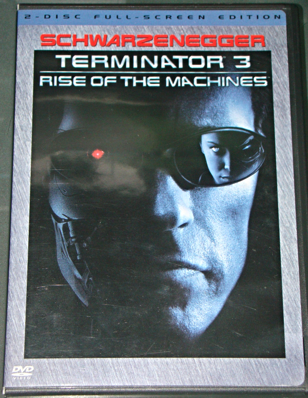 (DVD) TERMINATOR 3 RISE OF THE MACHINES - 2 DISC FULL SCREEN EDITION