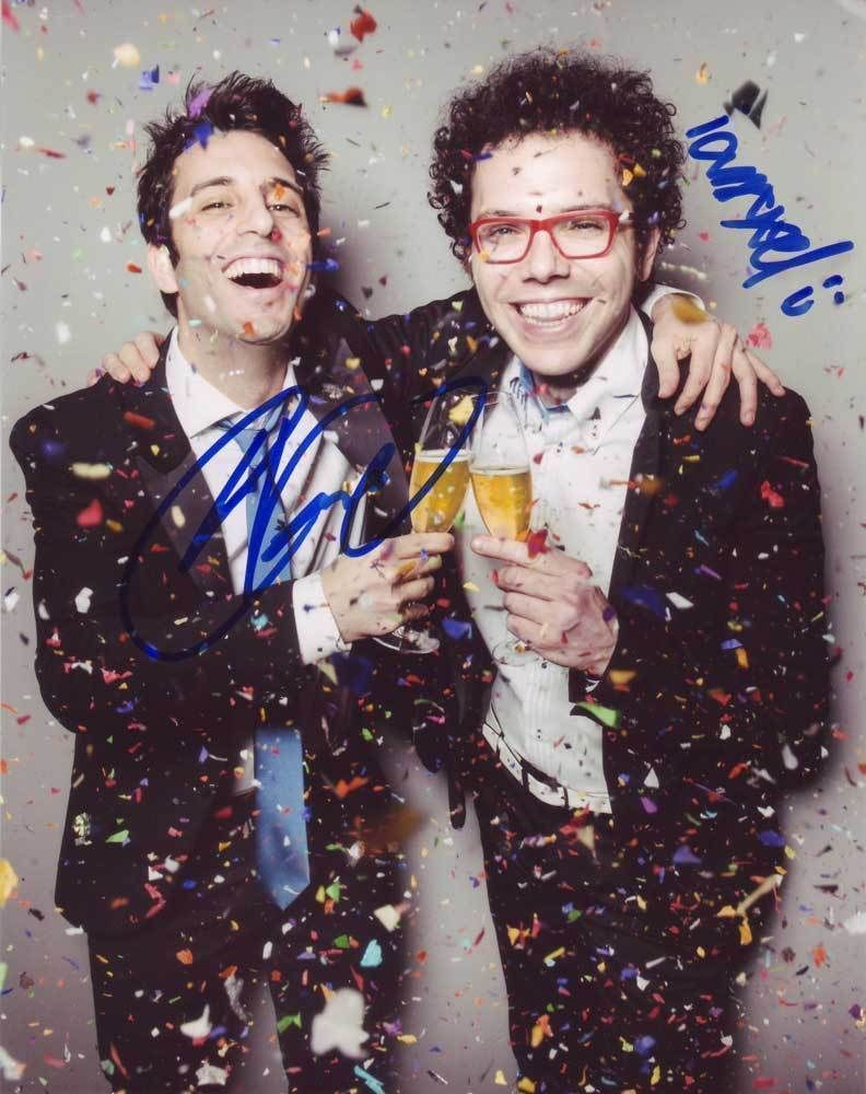 A Great Big World In-person AUTHENTIC Autographed Photo COA SHA #75836