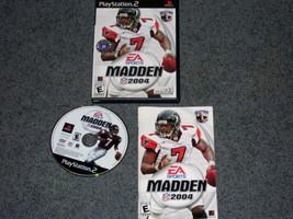 Playstation 2 Madden 2004 - $5.99
