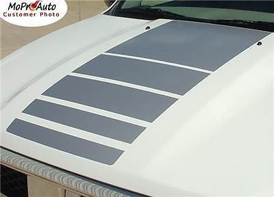 Dodge Ram Bed Side Graphics Decals Stripes - 3M Pro Vinyl 2015 456