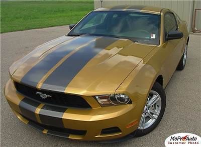 Ford MUSTANG Rally Racing - 3M Pro Vinyl Stripes Decals Graphics 2010 690