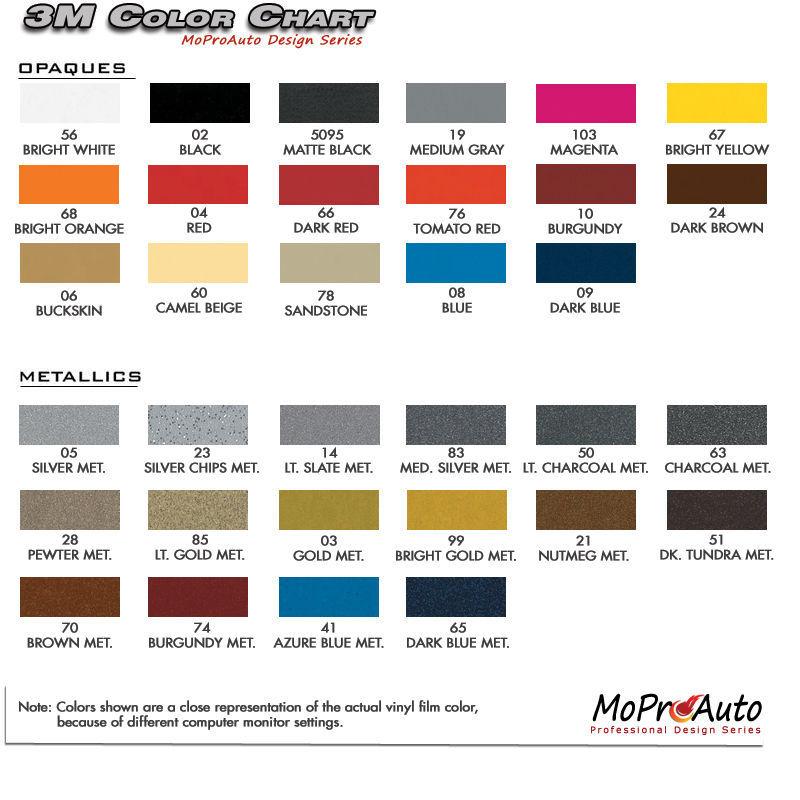 LANCE Mid Door Body Panel Vinyl Stripe 3M Decals Graphic 2015 Ford Mustang | KP1