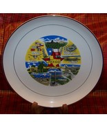 Full Color Texas Lone Star Collectible Plate Go... - $5.00