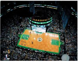 Boston Garden Finals Boston Celtics 8X10 Color Basketball Memorabilia Photo - $6.99