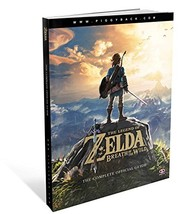 The Legend of Zelda: Breath of the Wild: The Complete Official Guide Pig... - $643.50