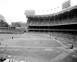 Yankee Stadium WS NG New York Yankees Vintage 8X10 BW Baseball Memorabilia Photo - $4.99