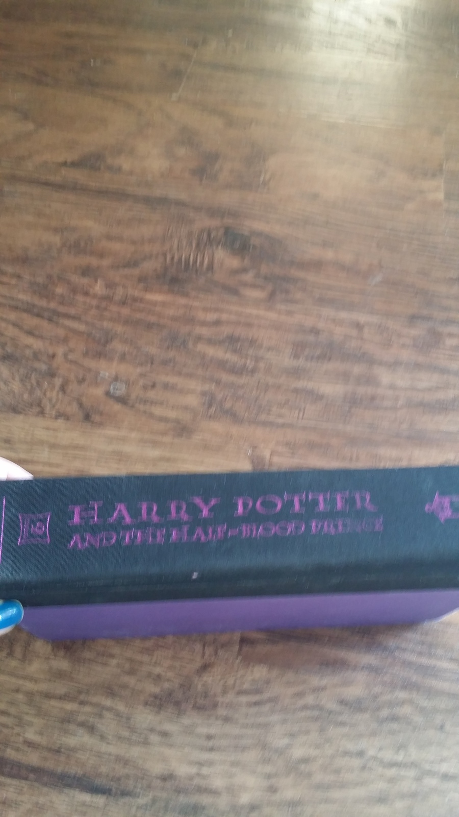 harry potter and the halfblood prince book 6 by jk