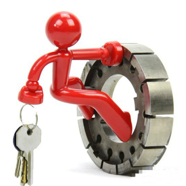 Creative DoorMan Magnetic KeyChain Holder