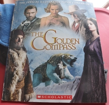 Phillip Pullman's Golden Compass Movie Fantasy Story - Official Companion Book - $2.50