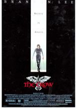 The Crow Brandon Lee  Vintage 8X10 Color Movie Memorabilia Promo Photo - $6.99