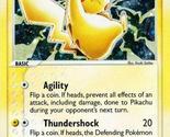 Pikachu 012 holo rare nintendo promo thumb155 crop