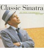 Frank Sinatra: Classic Sinatra - His Greatest Performances, 1953-1960 (u... - $10.00