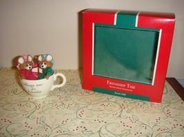 Hallmark 1989 Friendship Time Ornament - $10.99