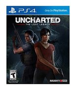 Uncharted: The Lost Legacy - PlayStation 4 [video game] - $29.40