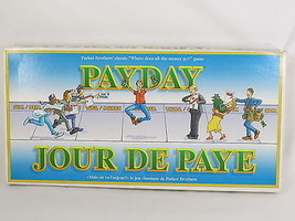 Payday Board Game 1994 Parker Brothers 100% Complete Near Mint Bilingual ** - $24.75