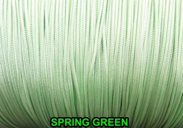 40 FEET:1.8mm SPRING GREEN LIFT CORD for ROMAN/PLEATED shades & blinds - $12.86