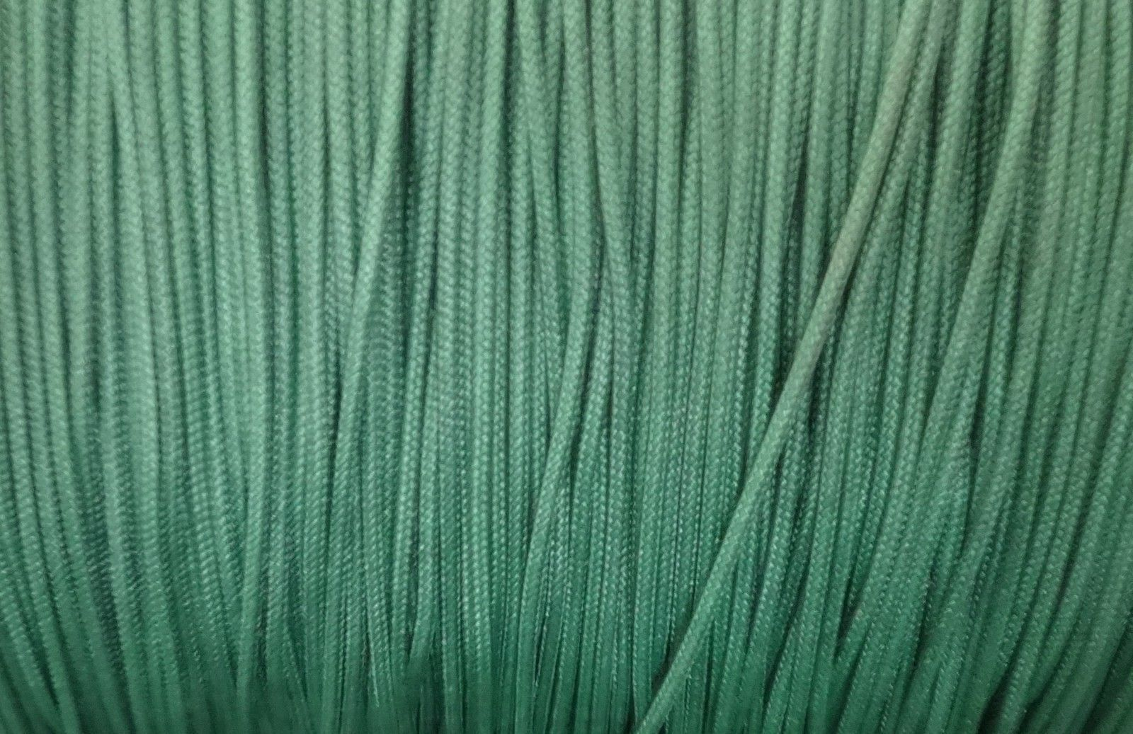 20 FEET:1.8mm Forest GREEN LIFT CORD for ROMAN/PLEATED shades & blinds