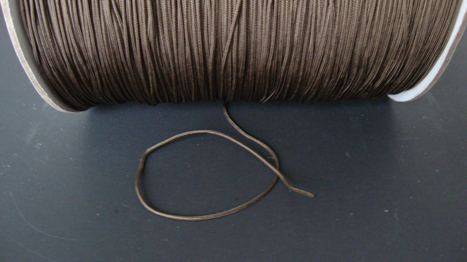 50 FEET:1.8mm CHOCOLATE LIFT CORD for Blinds, Roman Shades and More