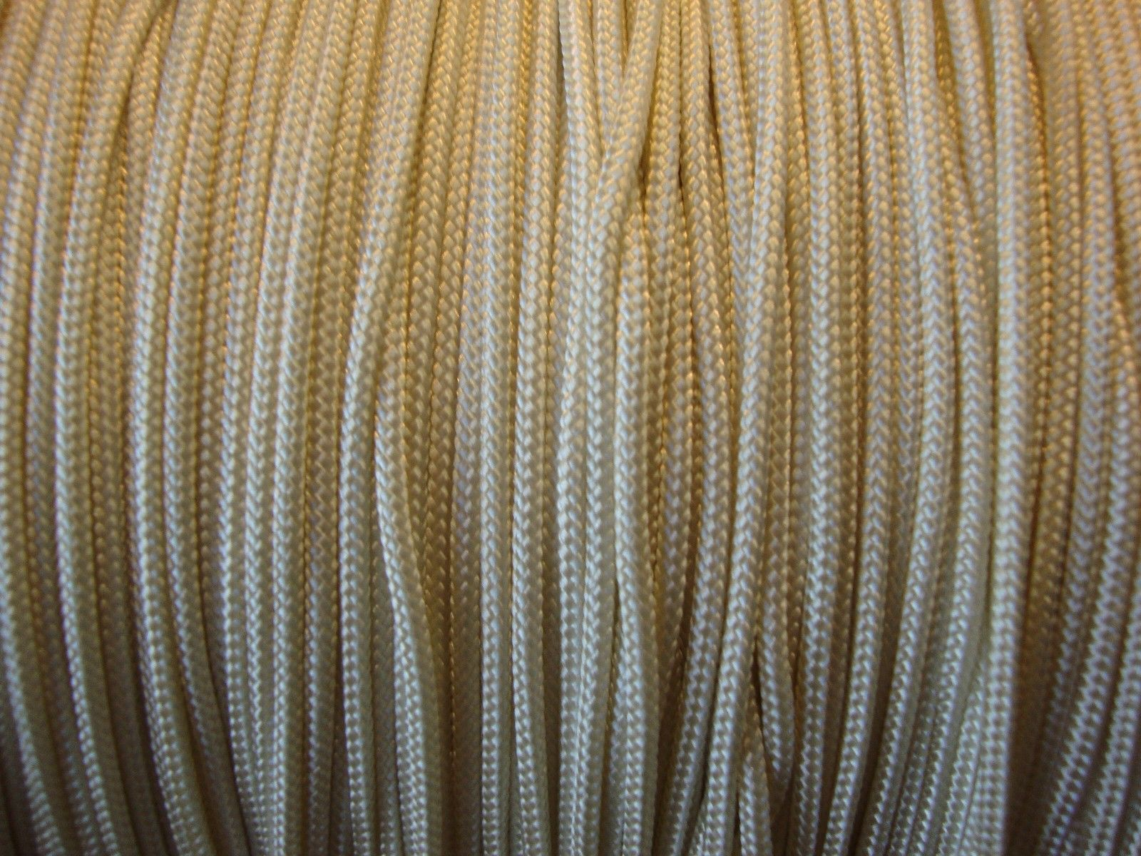 20 FEET:1.4mm ALABASTER LIFT CORD for Blinds, Roman Shades and More