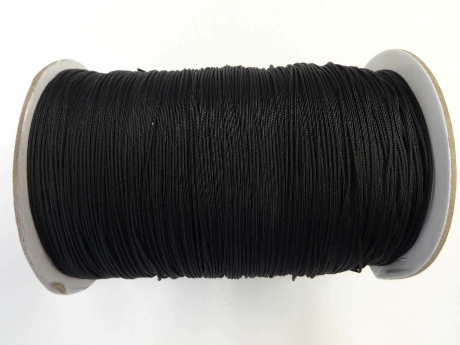 20  FEET:1.8mm BLACK LIFT CORD for Blinds, Roman Shades and More