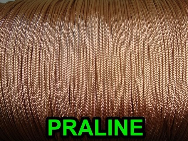 20 FEET:1.8mm PRALINE LIFT CORD for Blinds, Roman Shades and More