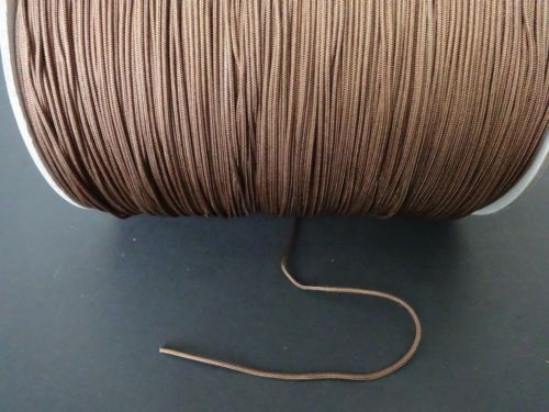 10 Yards :1.8mm BROWNSTONE  LIFT CORD for Blinds, Roman Shades and More