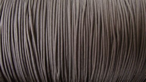 40 FEET:1.8mm CHOCOLATE LIFT CORD for Blinds, Roman Shades and More