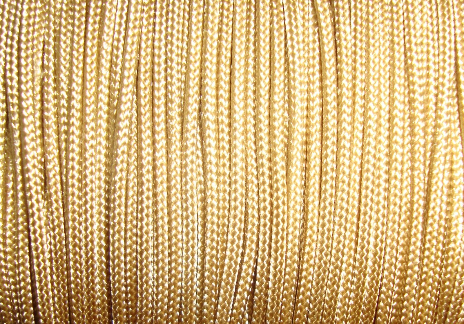 10 YARDS: 1.8mm CAMEL LIFT CORD for Blinds, Roman Shades and More